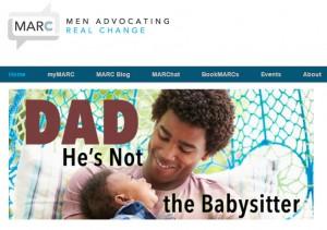 Amerikanska bloggen  MARC, Men Advocating Real Change