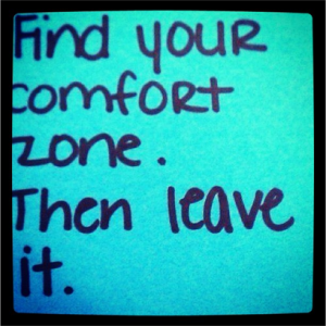 find your comfortzone